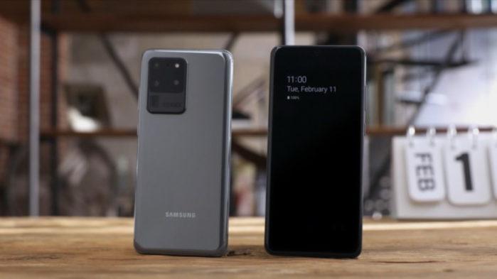 Samsung Galaxy S20 Ultra ufficiale: prezzo e caratteristiche