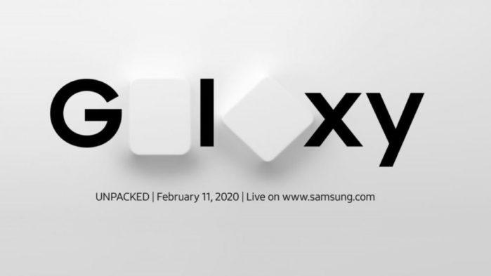 Galaxy S20 e Galaxy Z Flip Unpaked 2020 dove seguire l'evento in diretta