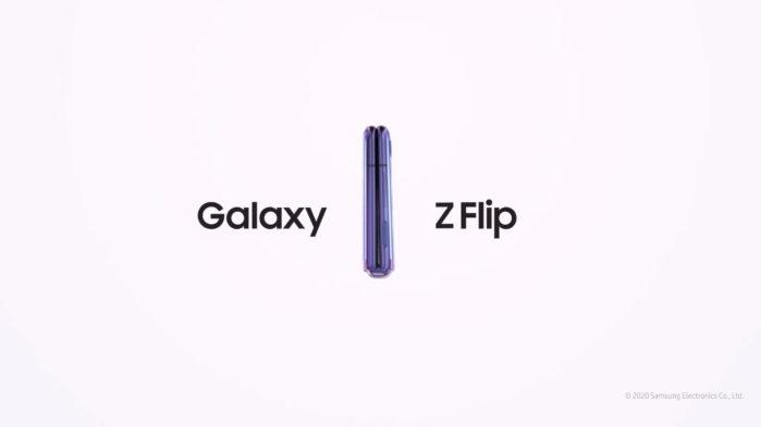 Galaxy Z Flip ufficiale: prezzo e caratteristiche