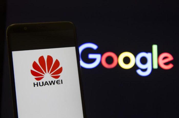 Google richiede licenza per lavorare con Huawei