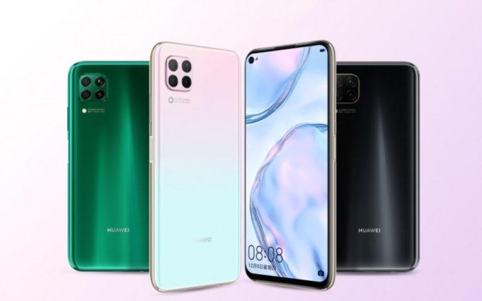 Huawei P40 Lite ufficiale in Europa
