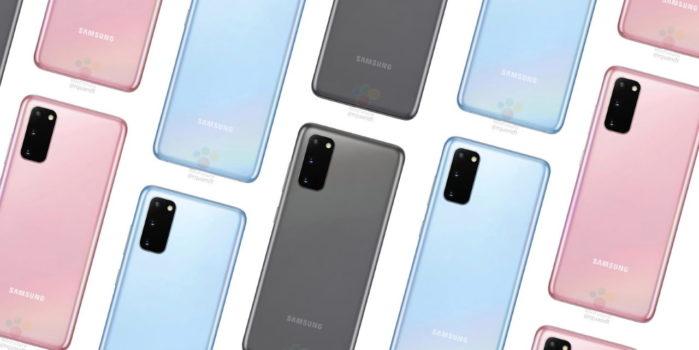 Samsung Galaxy S20 spunta su Amazon