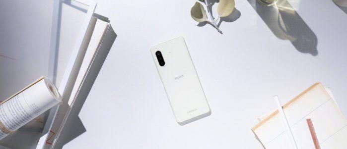 Sony Xperia 10 II ufficiale