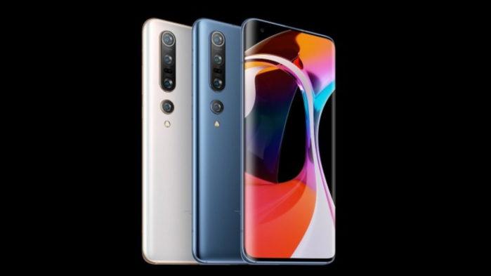 Xiaomi MI 10 Pro ufficiale