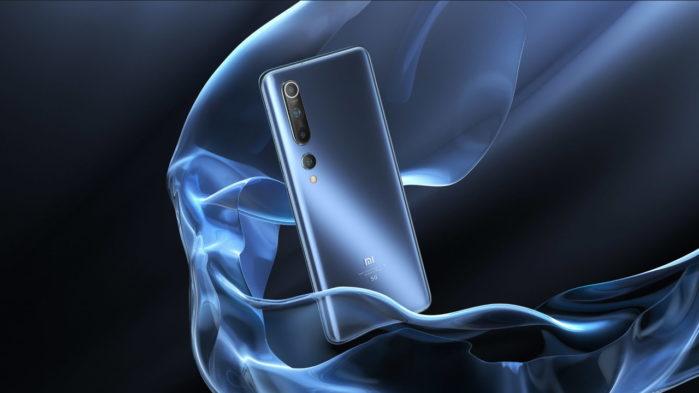 Xiaomi MI 10 Pro video 4K
