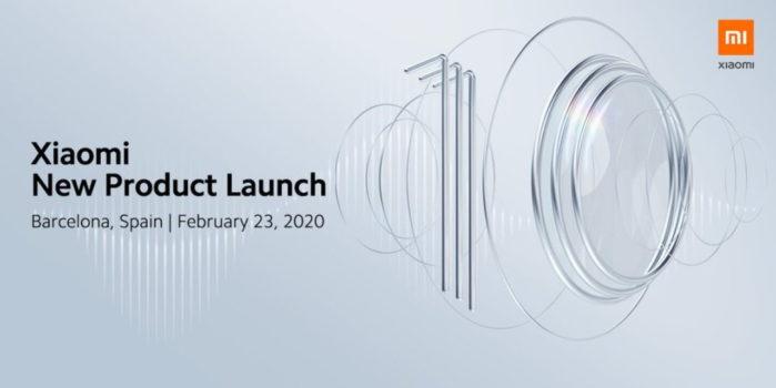 Xiaomi MI 10 e MI 10 Pro presentazione globale la data