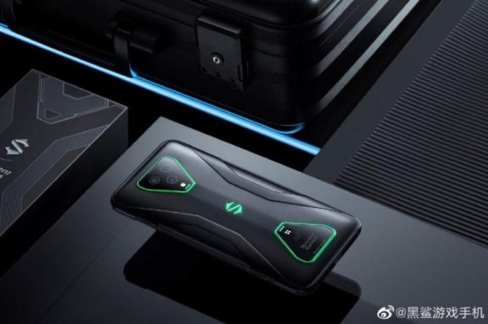 Xiaomi Black Shark 3 e 3 Pro ufficiali: prezzo e caratteristiche