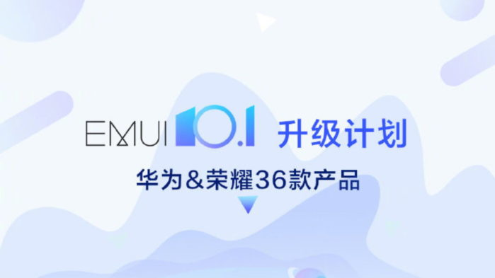 EMUI 10.1 road-map Huawei e Honor