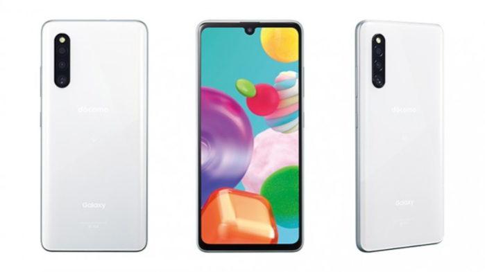 Samsung Galaxy A41 ufficiale: le caratteristiche