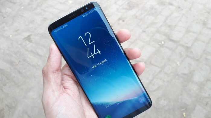 Galaxy S8 aggiornamento marzo 2020