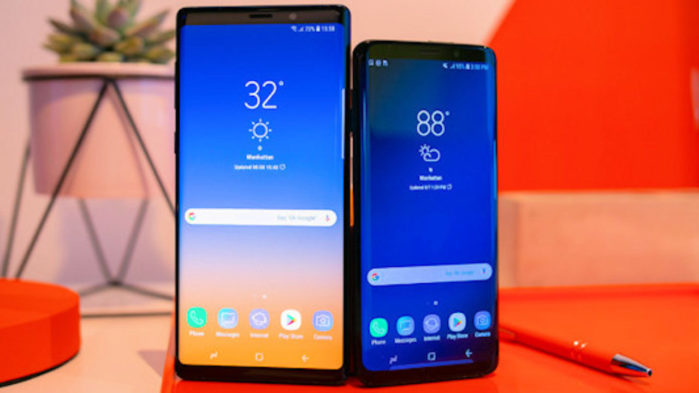 Galaxy S9 e Note 9 niente Samsung ONE UI 2.1?
