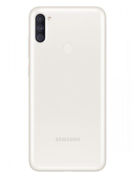 GalaxyA11 bianco