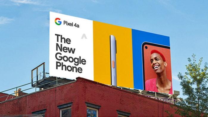 Google Pixel 4a in arrivo prezzo negli USA