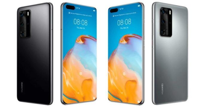 Huawei P40 e P40 Pro dettagli svelati