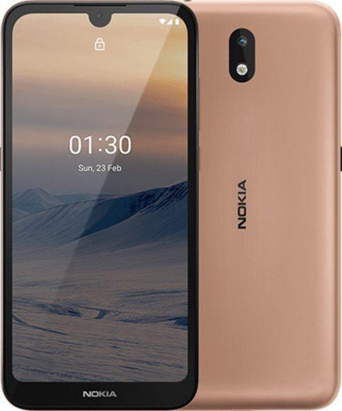 Nokia 1.3 sabbia