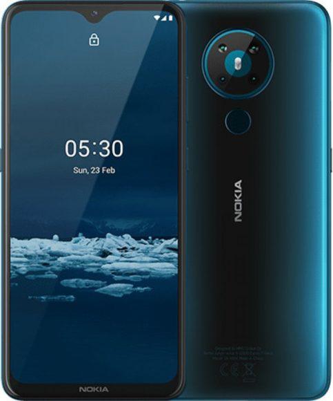 Nokia 5.3 ciano