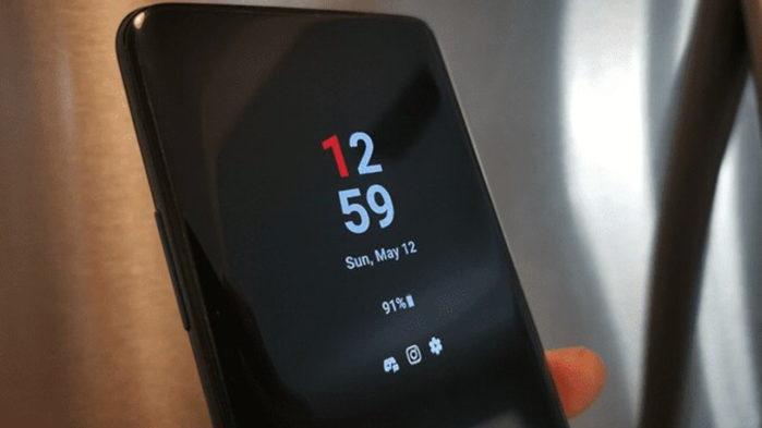 OnePlus Always On Display in arrivo sulla OxygenOS