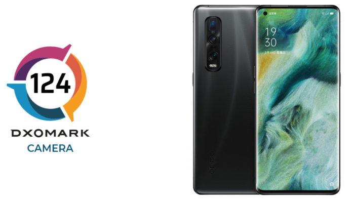 Oppo Find X2 Pro DxOMark
