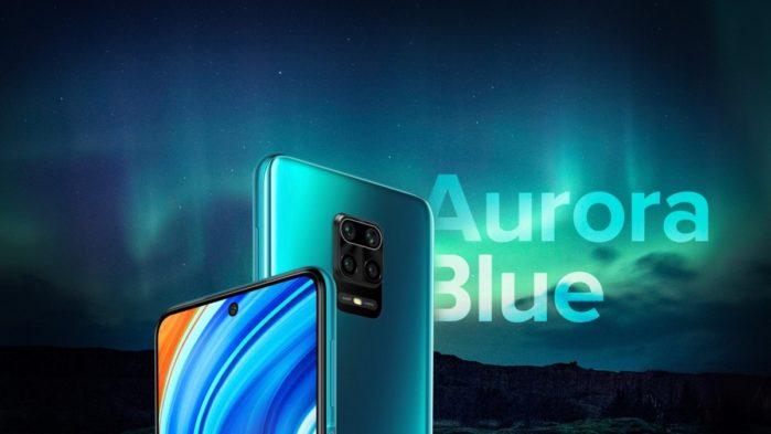 Redmi Note 9 Pro Blu