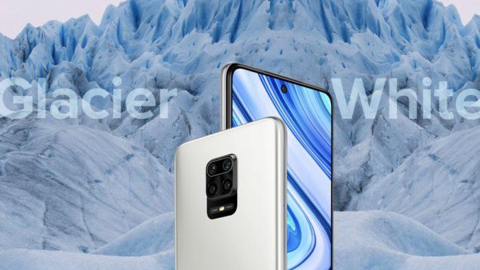 Redmi Note 9 Pro Max white