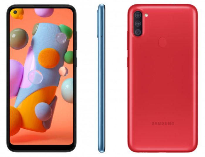 Samsung Galaxy A11 ufficiale