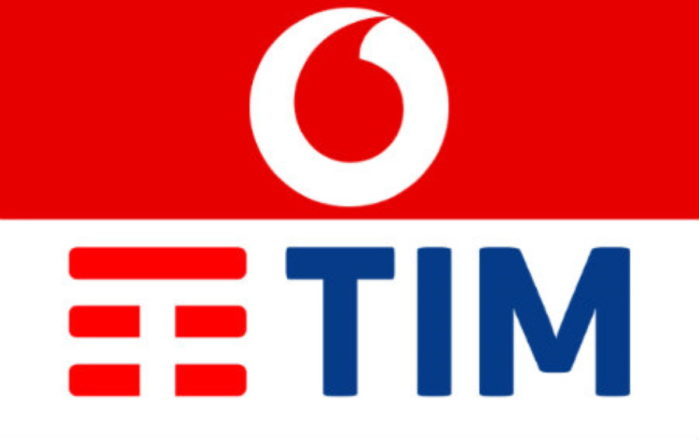 TIM Vodafone ufficiale fusione reti accordo approvato UE