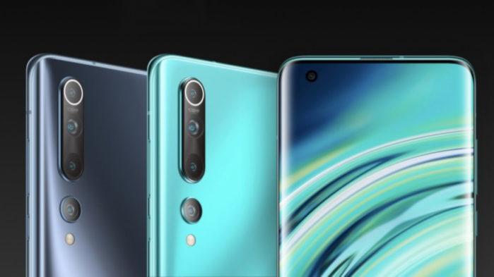 Xiaomi MI 10 e MI 10 Pro prezzo italia