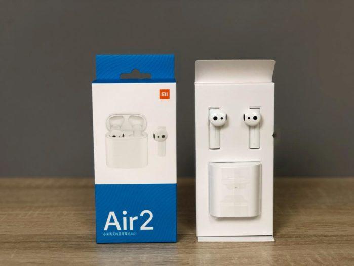 Xiaomi MI Air 2 scatola