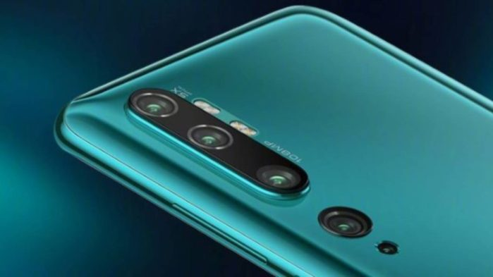 Xiaomi MI Note 10 rumors Android 10