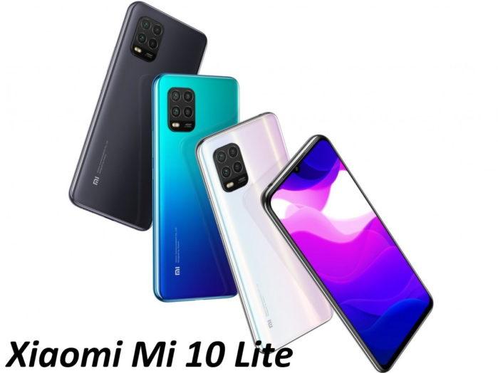 Xiaomi Mi 10 Lite ufficiale: prezzo e caratteristiche