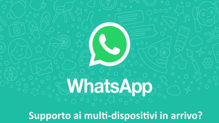 whatsApp dispositivi multipli supporto