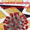 Blocco portabilità telefonia mobile Coronavirus?