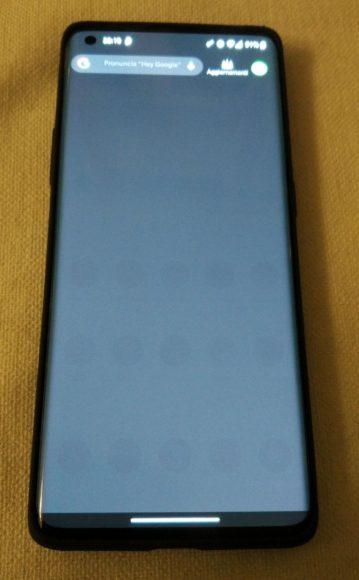 Conservazione immagine OnePlus 8 Pro 2