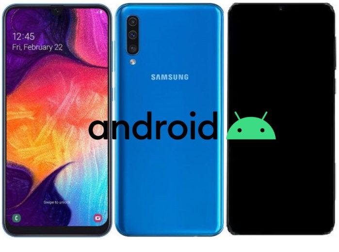 Galaxy A20e aggiornamento Android 10 in Italia