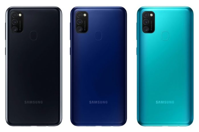 Galaxy M21 back cover