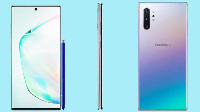 Galaxy Note 10 Plus si aggiorna con pach di maggio 2020