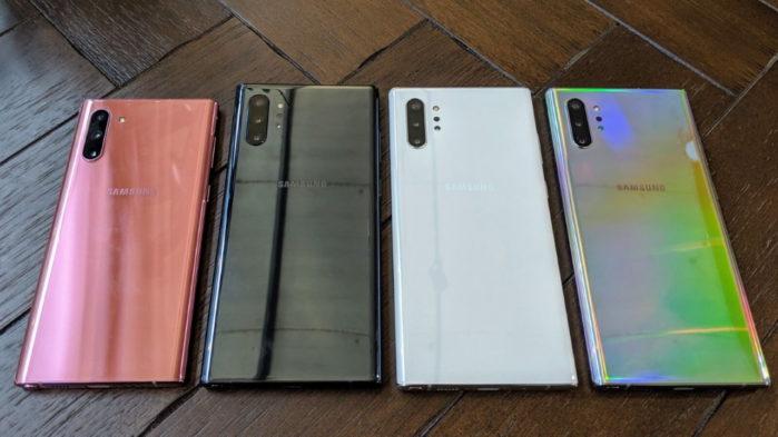 """Galaxy S10 e Galaxy Note 10 promo Samsung """"Più vicini con Galaxy"""""""