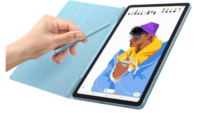 Galaxy Tab S6 lite ufficiale: prezzo e caratteristiche