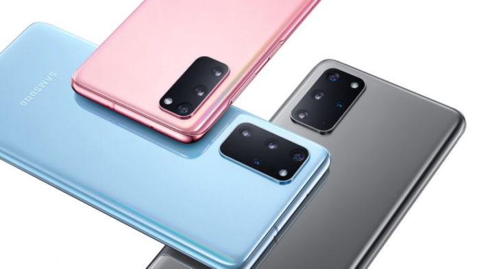 La gamma Galaxy S20 si aggiorna con le patch di sicurezza di maggio 2020