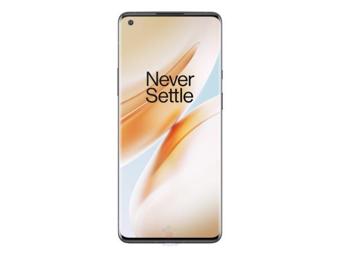 OnePlus 8 Pro nero frontale