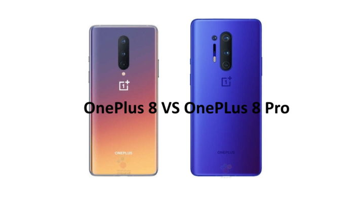 OnePlus 8 vs OnePlus 8 Pro le differenze hardware e prezzo