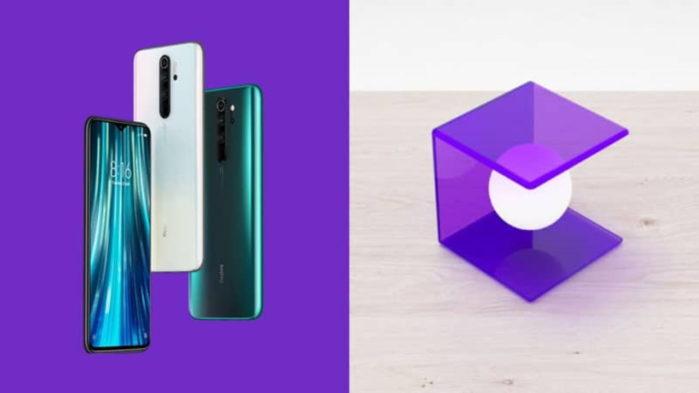 Redmi Note 8 pro, Note 8 e Note 8T supportano Google ArCore