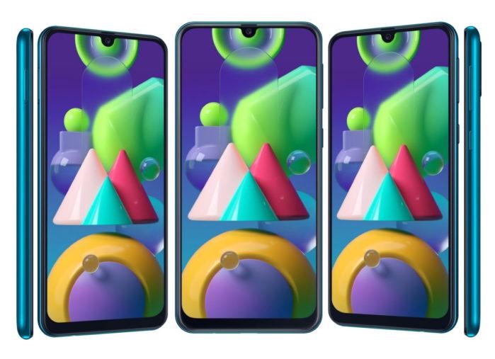 Samsung Galaxy M21 ufficiale in Italia