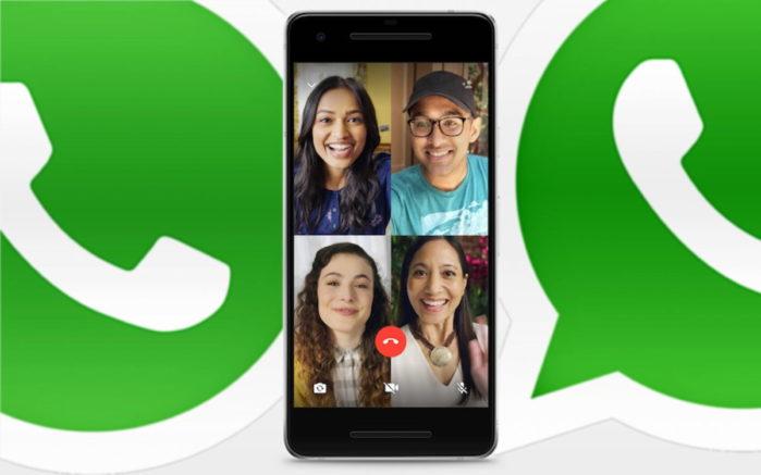 WhatsApp aumento numero persone chiamate di gruppo