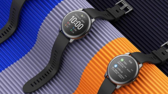 Xiaomi Haylou Solar smartwatch super economico