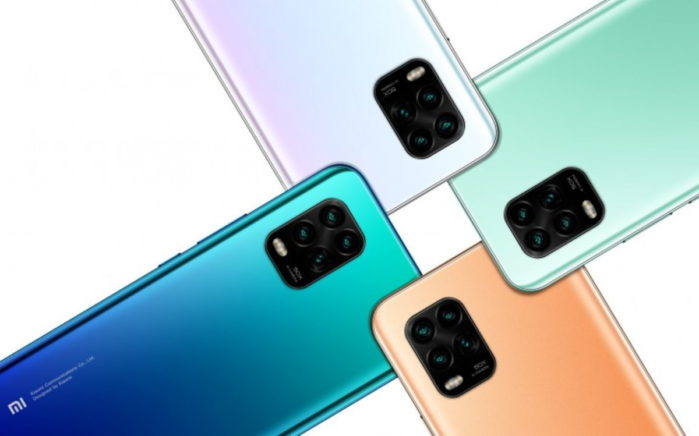Xiaomi MI 10 Youth ufficiale: prezzo e caratteristiche