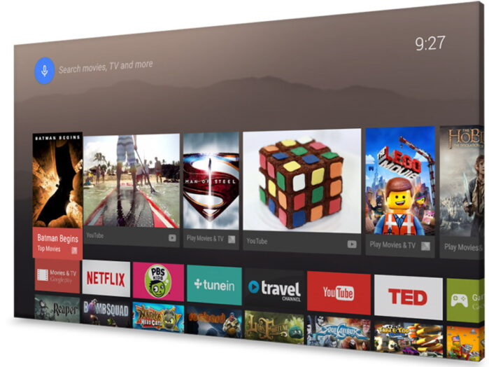 Android TV audio cast in background con un nuovo aggiornamento