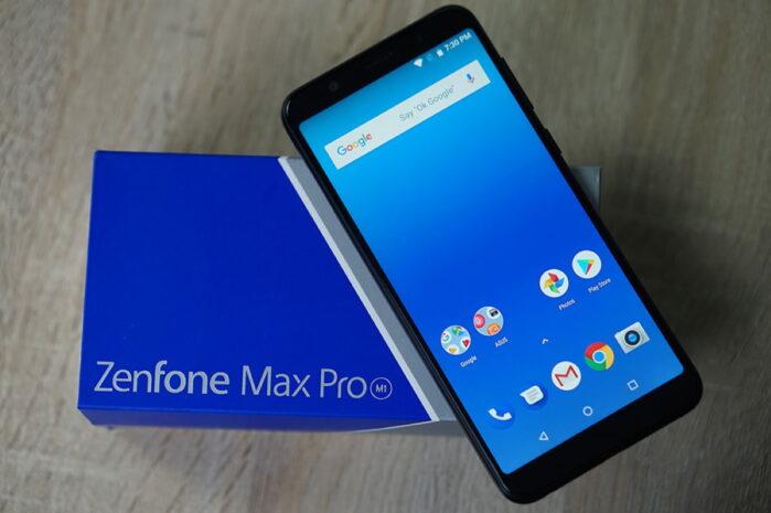 Asus Zenfone Max Pro M1 prezzo offerta 105 euro da Europa