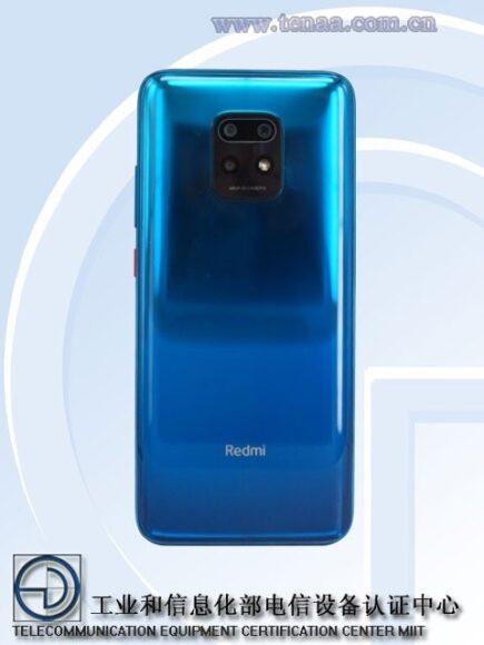 Redmi Note 10 5G posteriore