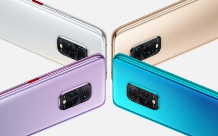 Redmi 10X 5G ufficiali prezzo in cina